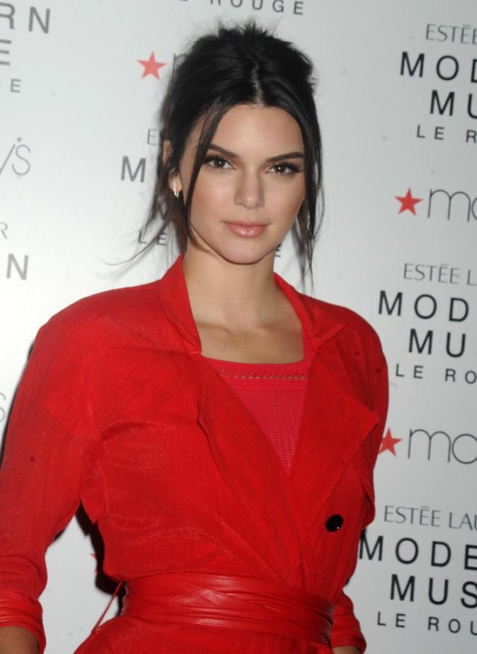 Photos : Kendall Jenner : égérie Estée Lauder absolument sublime !