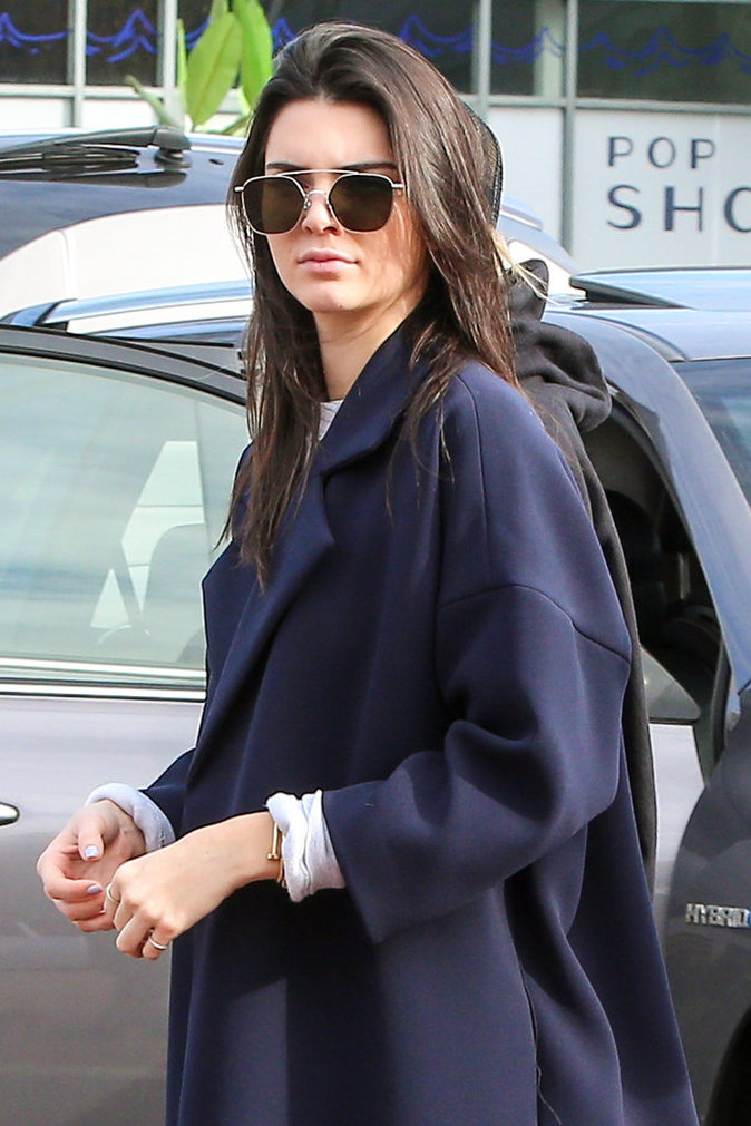 Kendall Jenner n'a plus de complexe à avoir
