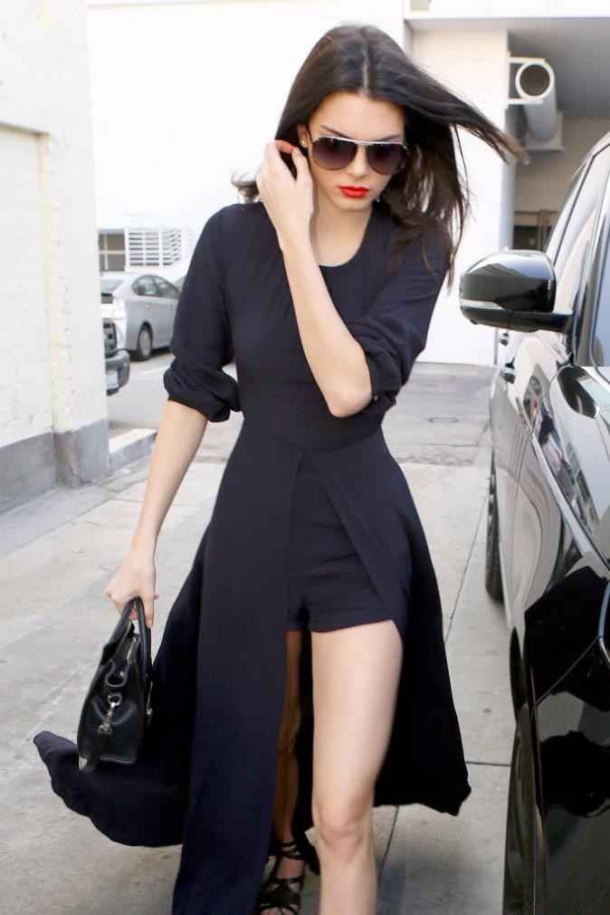 Kendall Jenner le 21 janvier 2015