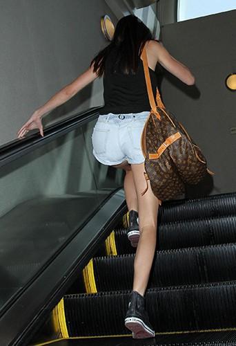 Kendall Jenner à Los Angeles le 30 août 2013