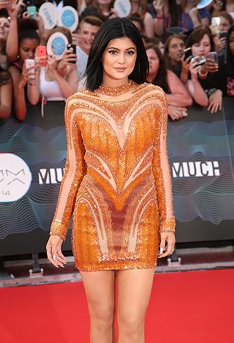 Kylie Jenner à Toronto le 15 juin 2014