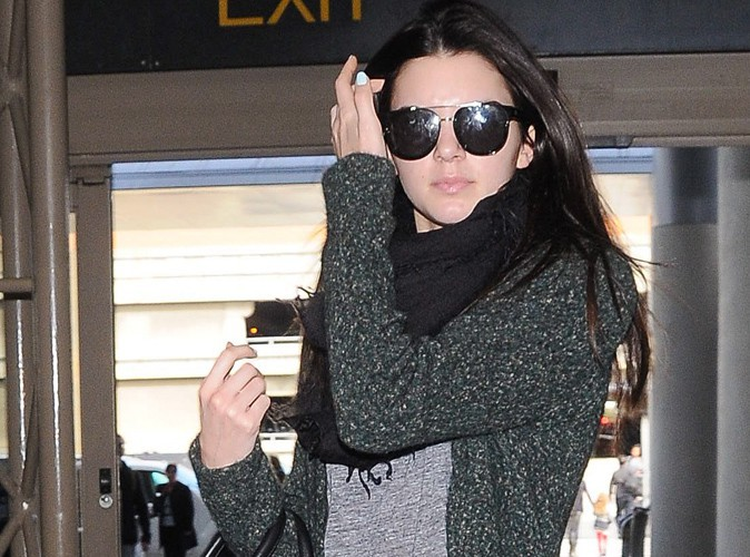 Kendall Jenner : elle quitte Los Angeles, direction la Fashion Week de Paris !