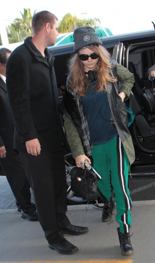Photos : Kendall Jenner : elle retrouve sa BFF Cara Delevingne après la révélation de son père !