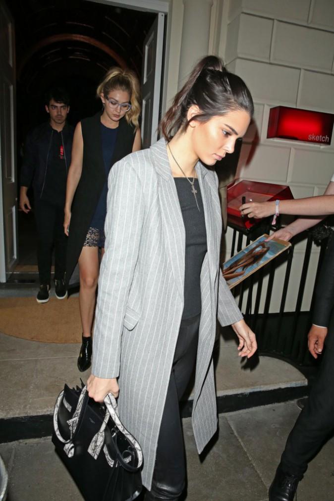 Kendall Jenner le 2 juillet 2015