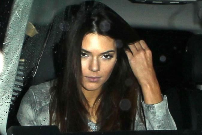 Kendall Jenner à West Hollywood, le 20 novembre 2013.