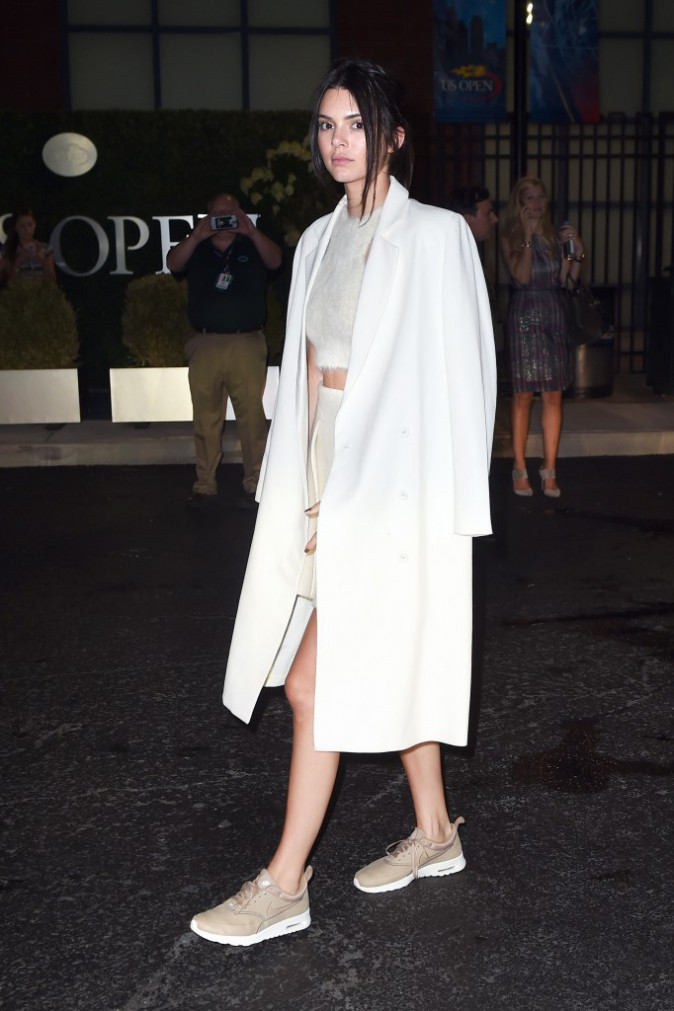 Kendall Jenner le 8 septembre 2015
