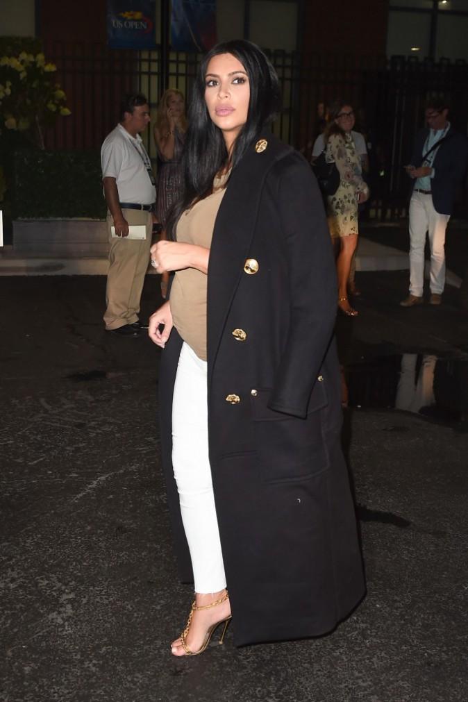 Kim Kardashian le 8 septembre 2015