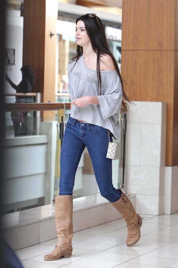 "Kendall Jenner version jeune fille ""normale"" !"