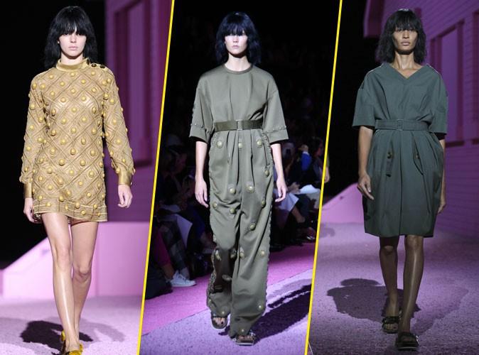Photos : Kendall Jenner, Karlie Kloss, Joan Smalls : défilé de mannequins stars pour Marc Jacobs !