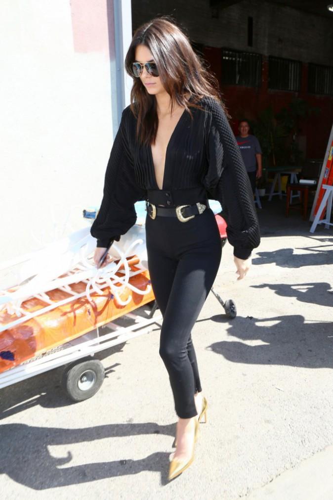 Kendall Jenner le 28 juillet 2015