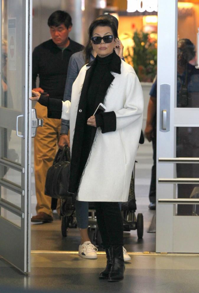 Kris Jenner le 3 mai 2015