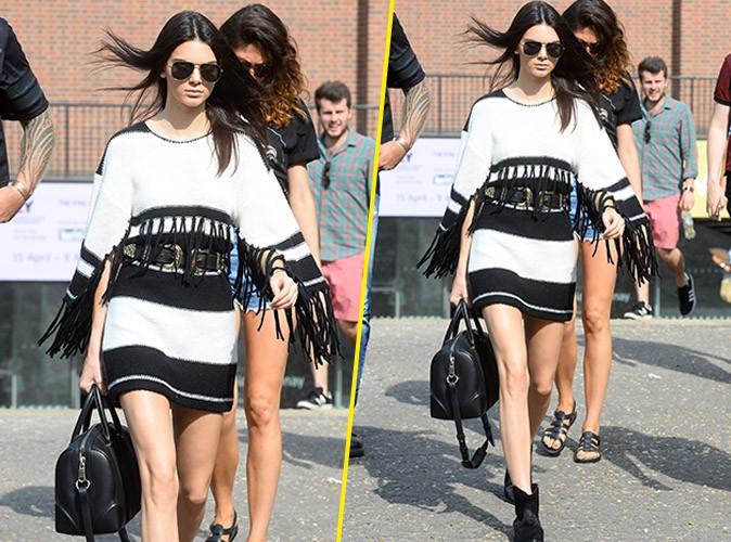 Kendall Jenner le 1er juillet 2015