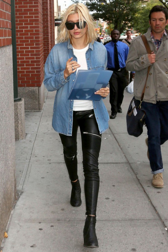 Photos : Kendall Jenner : son nouveau catwalk ? Les rues de New York !
