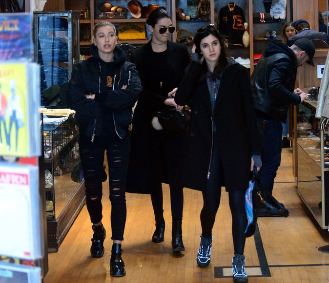 Photos : Kendall Jenner : son plan pour rabibocher Harry Styles et Zayn Malik !