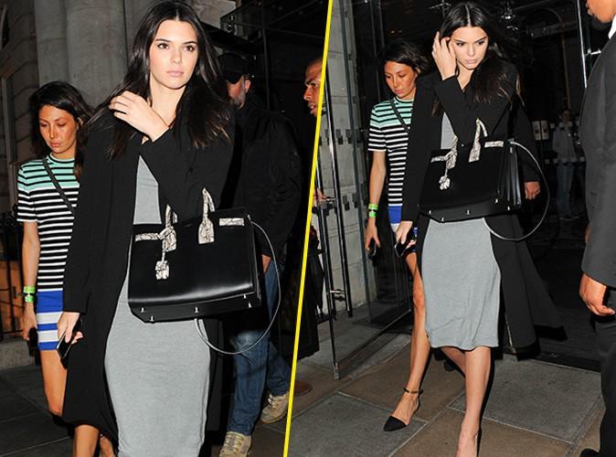 Kendall Jenner le 3 juillet 2015