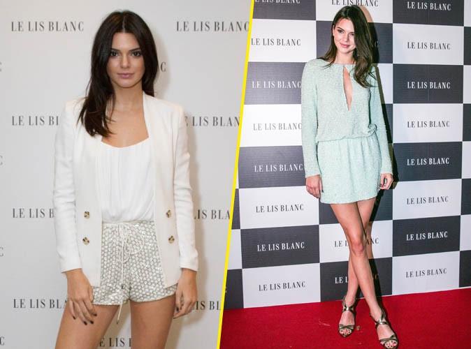 Photos : Kendall Jenner : une égérie caliente à São Paulo !