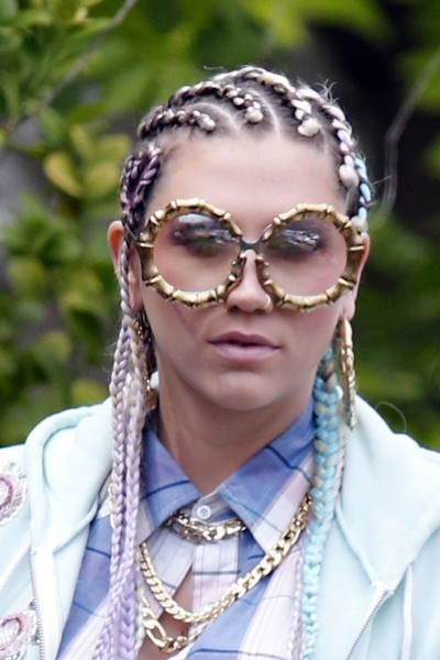 Kesha le 9 mai 2013 à Los Angeles