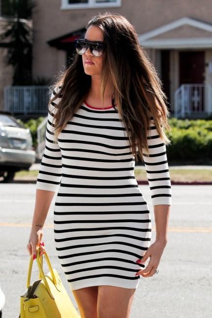 Khloe Kardashian le 14 mars 2013 à Los Angeles