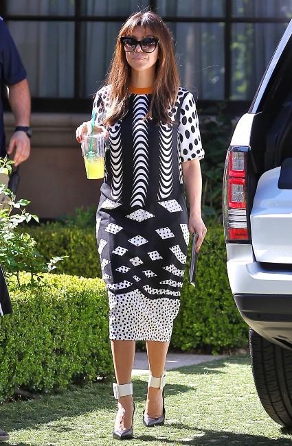 Kourtney Kardashian le 14 mars 2013 à Los Angeles