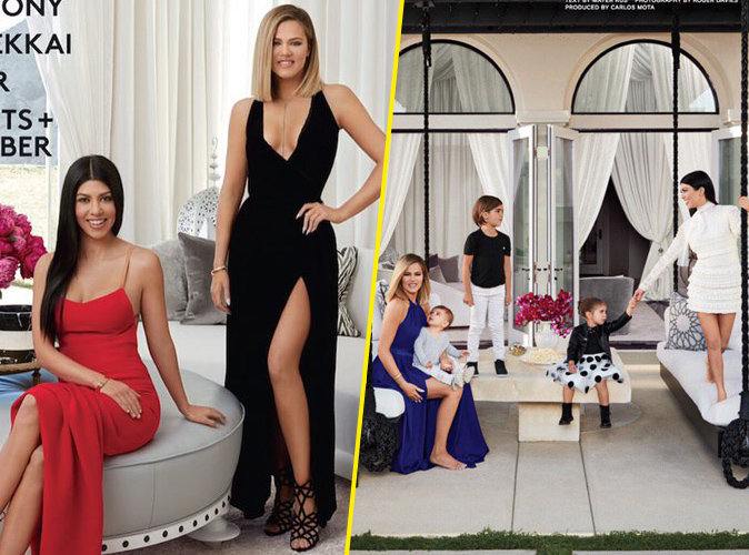 Interieur maison khloe kardashian for Deco maison kourtney kardashian