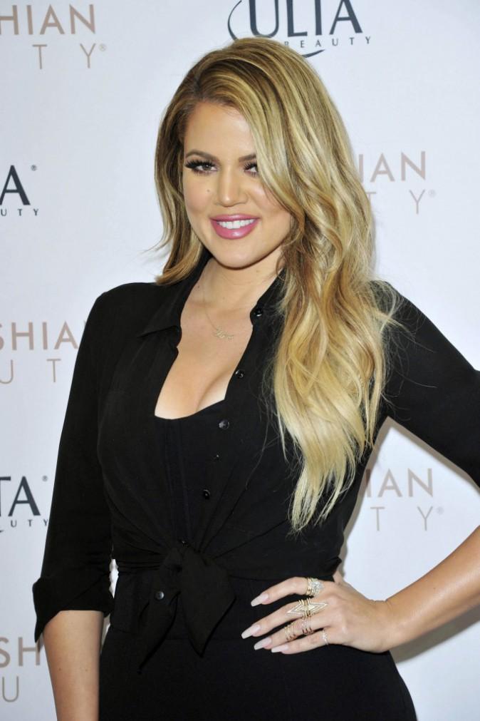 Khloe Kardashian le 2 avril 2015