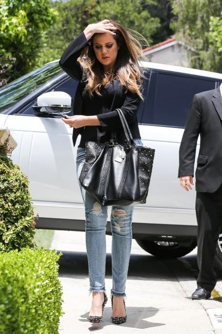 Khloe Kardashian le 24 mai 2013 à Los Angeles