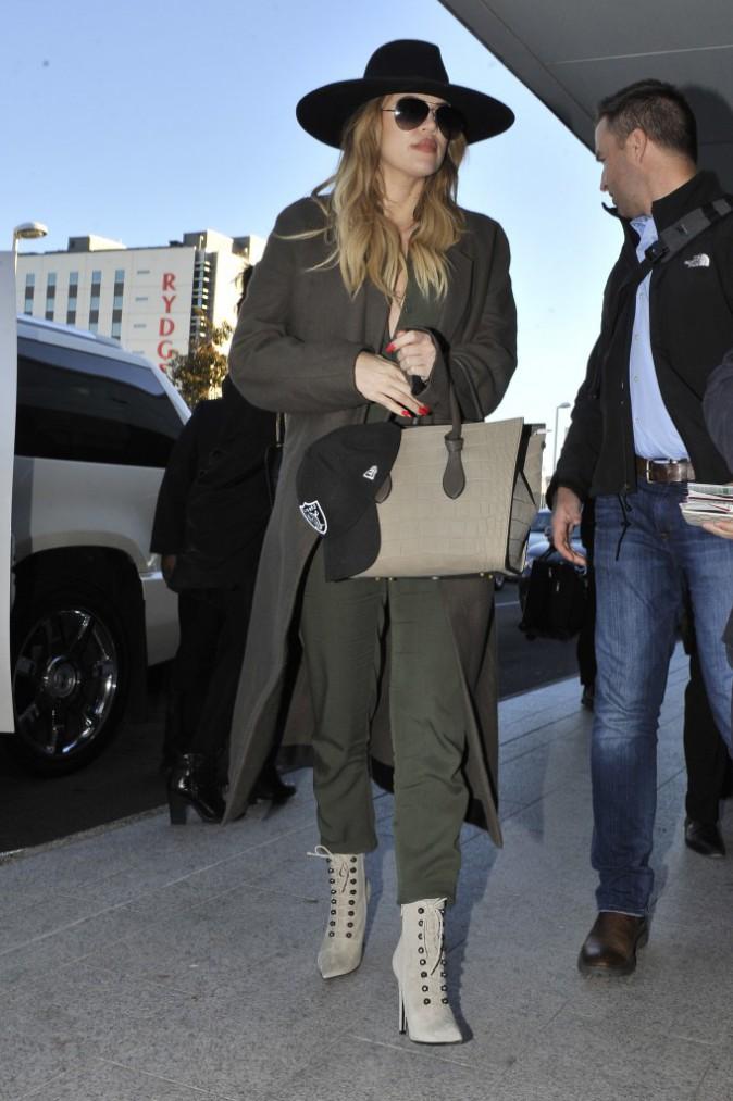 Photos : Khloé Kardashian : Avec -16kg au compteur, elle veut créer des vêtements fitness !
