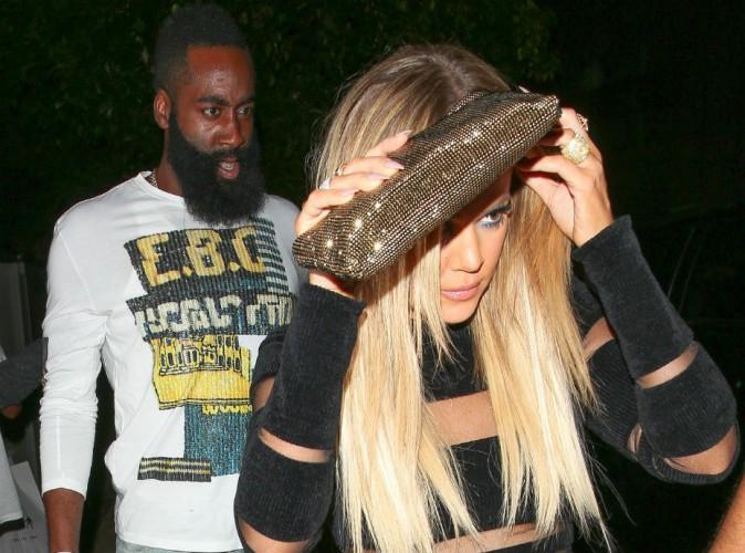 Khloé Kardashian : update, ce n'est pas fini avec James Harden !