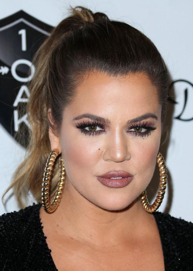 Khloe Kardashian à Las Vegas le 30 décembre 2014