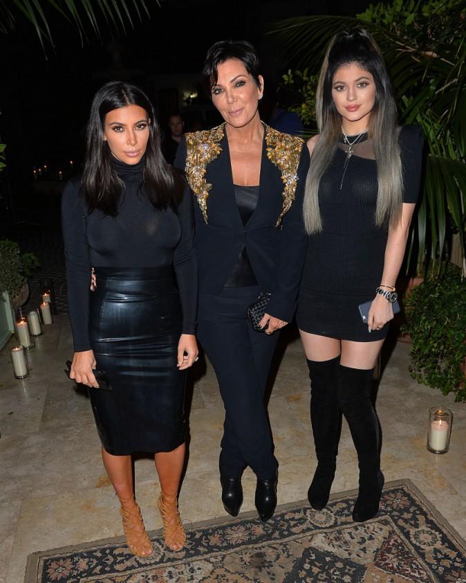 Photos : Khloe Kardashian : elle embarque Kim, Kris et Kylie à l'anniversaire de French Montana !
