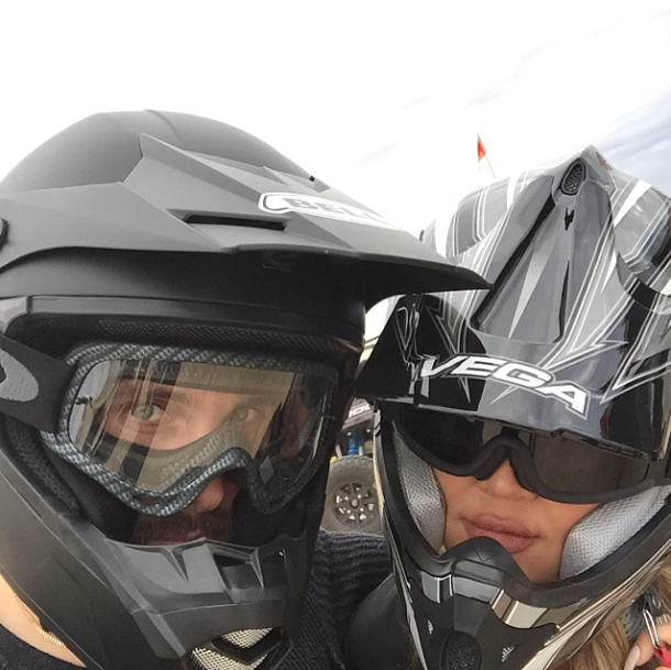 Khloe Kardashian et Scott Disick