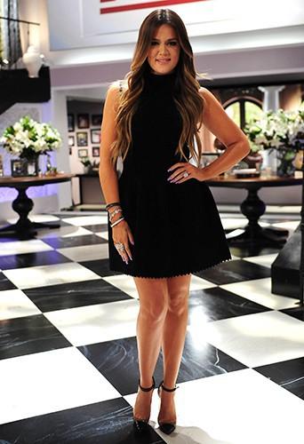 Khloe Kardashian à Los Angeles le 17 juillet 2013