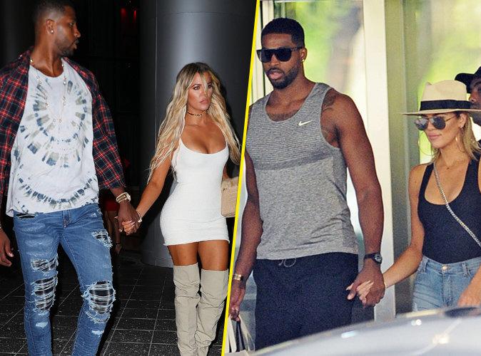 Photos : Khloe Kardashian et Tristan Thompson : Le nouveau couple fait sensation à Miami !
