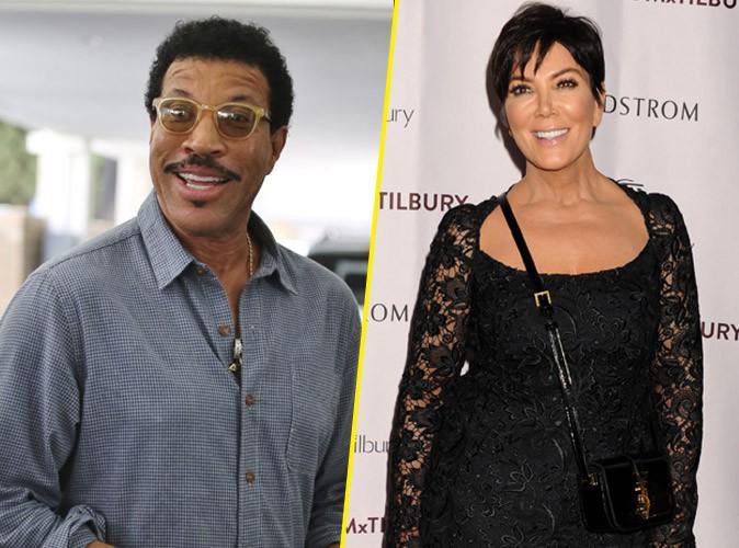 Lionel Richie et Kris Jenner auraient eu une aventure dans les années 80