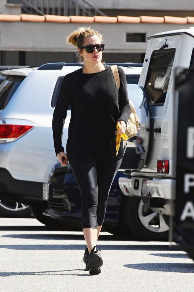 Khloe Kardashian le 9 mars 2015