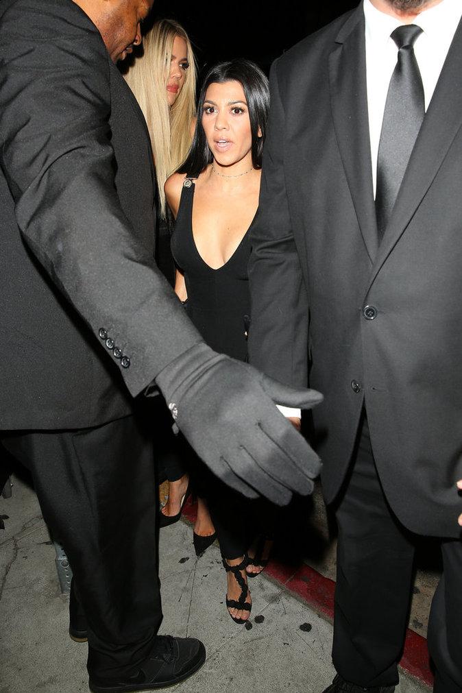 Khloe et Kourtney Kardashian