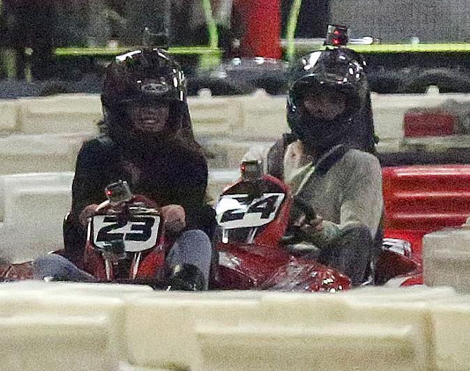 Khloe Kardashian et Scott Disick  le 17 décembre 2014