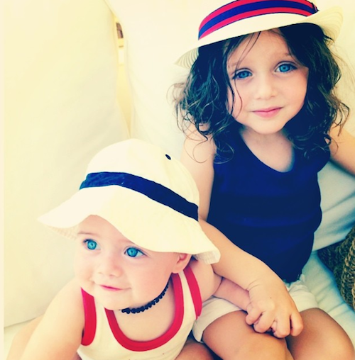 Rachel Zoe : ses enfants aussi sont patriotes !