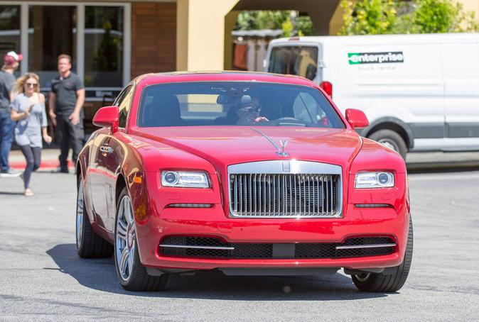 La Rolls Royce de Khloe
