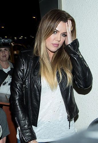 Khloé Kardashian à Los Angeles le 24 juin 2014