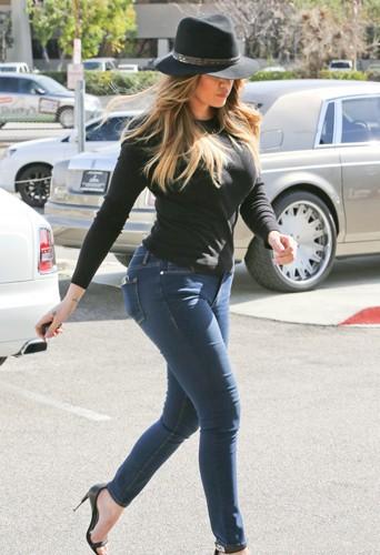 Khloé Kardashian en 2014