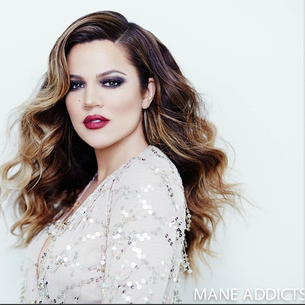 Photos : Khloe Kardashian : sublime et sexy pour un shooting à son image !