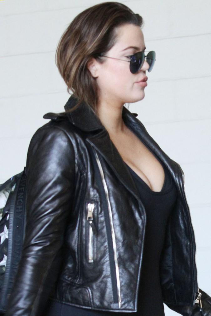 Khloe Kardashian le 25 novembre 2014