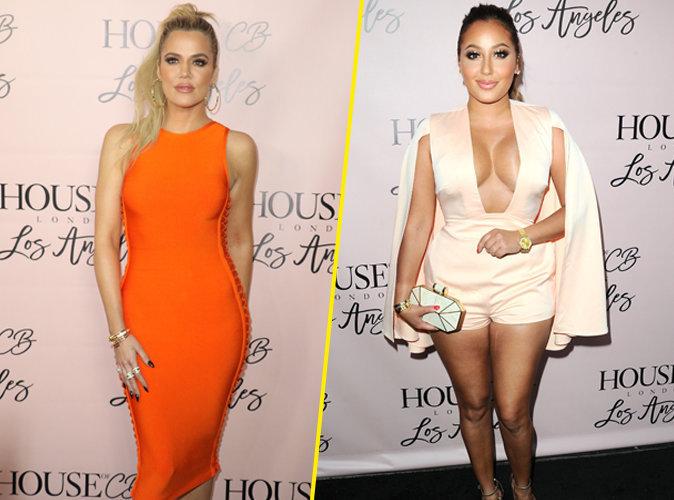 Khloe Kardashian vs Adrienne Bailon : qui est la plus sexy ?