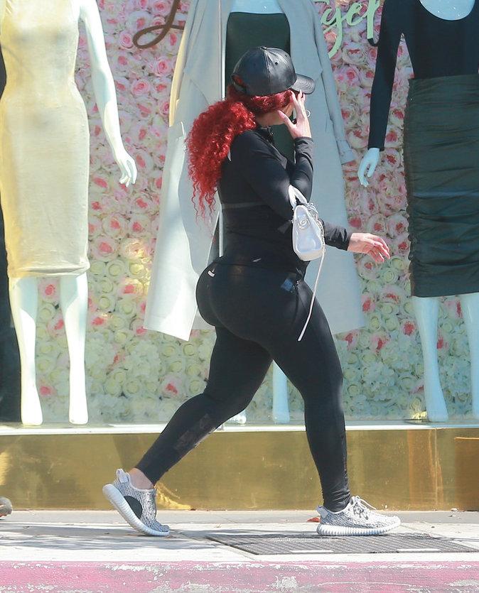 Photos : Khloé Kardashian VS Blac Chyna : (cul)otées, elles nous offre un battle de fessiers !