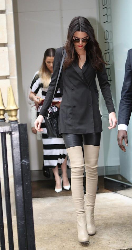 Kendall Jenner, le mannequin de la famille!