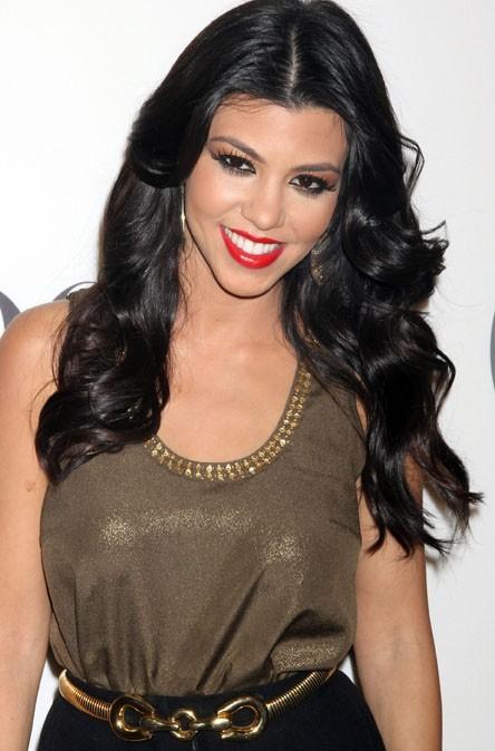 Kourtney plus jolie que Kim ?