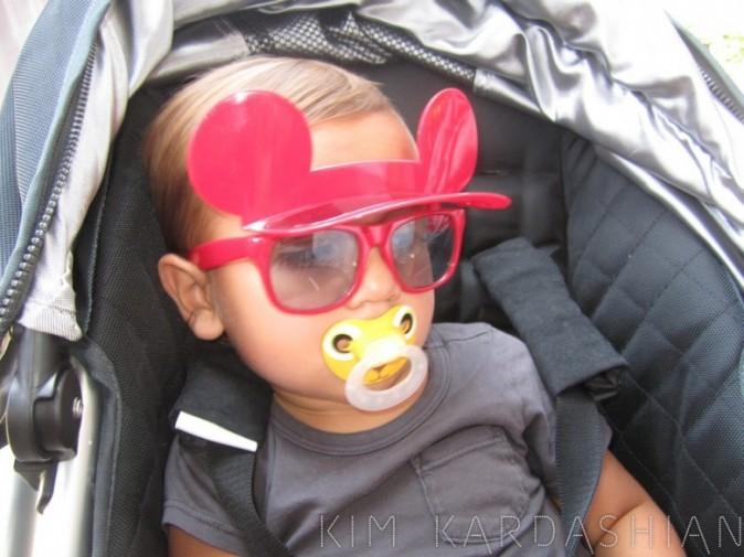 Mason a le look Mickey !