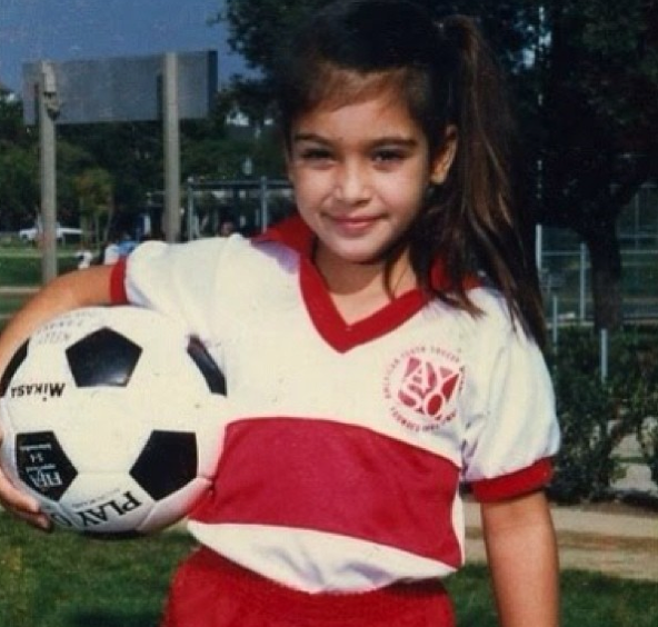 Kim Kardashian enfant !