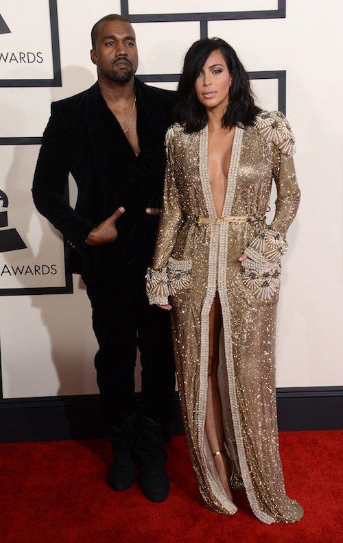 Cérémonie des Grammy's Awards en février 2015